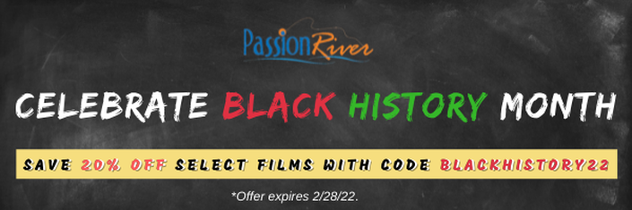 Celebrate Black History Month With 20% Off Select Films Picture